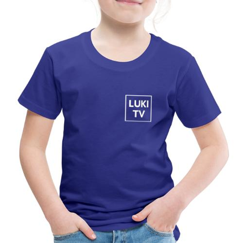 Luki Tv mördch - Kinder Premium T-Shirt