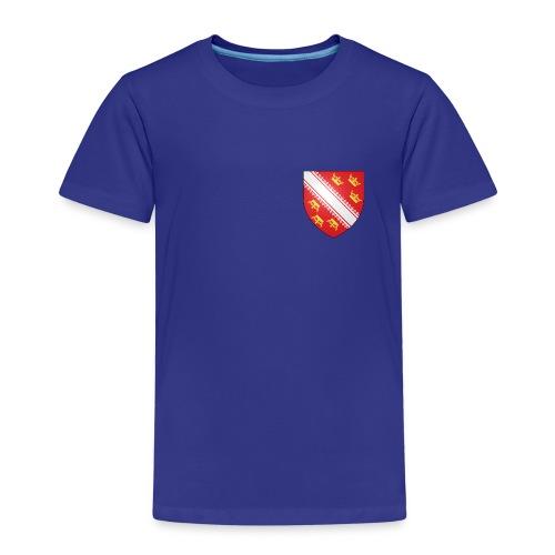 Blason de l'Alsace - T-shirt Premium Enfant