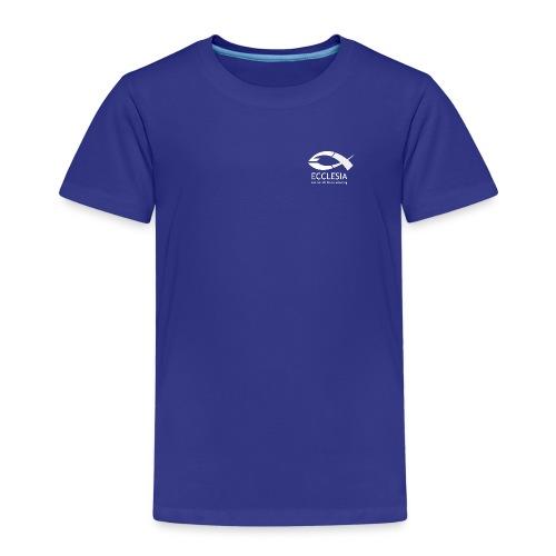 Logo eg bs inv sw eps png - Kinder Premium T-Shirt
