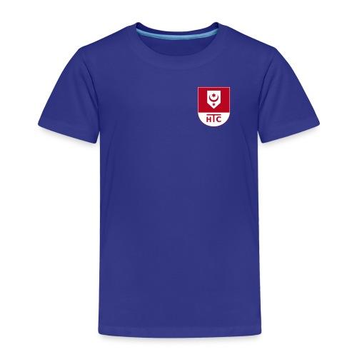 Hallescher Tennisclub Peißnitz e V zweifarbig - Kinder Premium T-Shirt