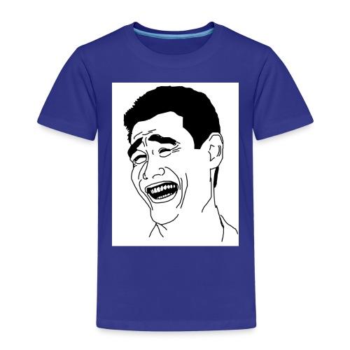Yao Ming Face Bitch Please - Koszulka dziecięca Premium