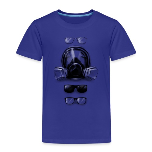 All I See Is Blue - Kids' Premium T-Shirt