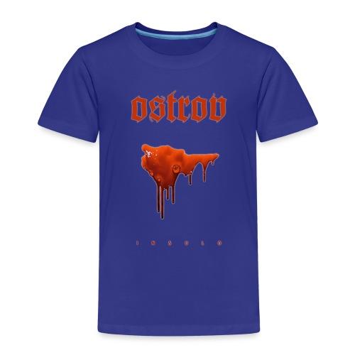 ostrov red - Koszulka dziecięca Premium