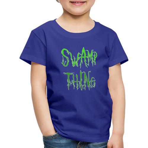 Swamp thing - Kids' Premium T-Shirt