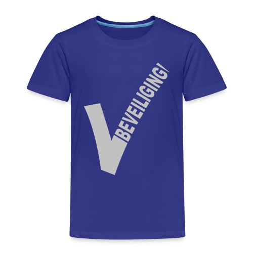 logo beveiliging 6cm - Kinderen Premium T-shirt