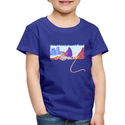 Burg Katz und die Loreley - Kinder Premium T-Shirt