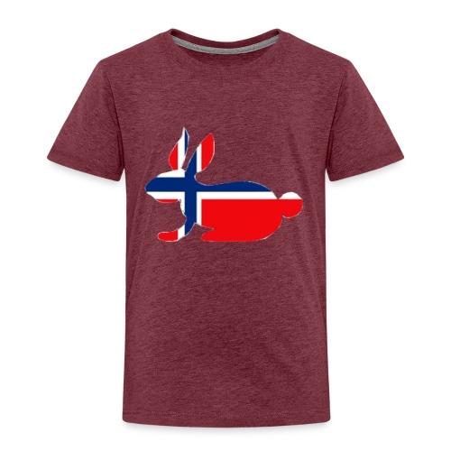 bunny logo - Kids' Premium T-Shirt