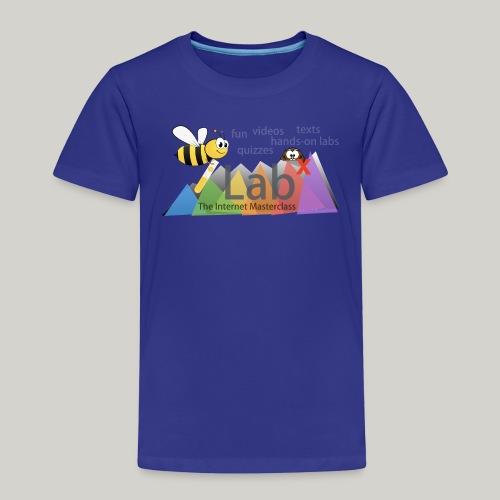 iLabX - The Internet Masterclass - Kids' Premium T-Shirt