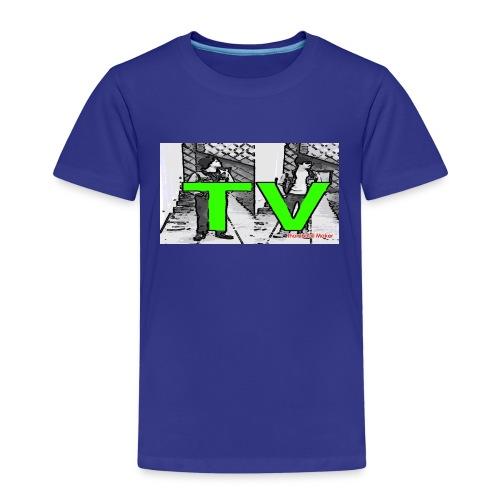 Real Bros TV - Kinder Premium T-Shirt
