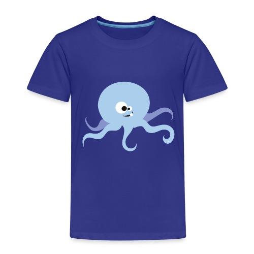 octoblue - Kinderen Premium T-shirt