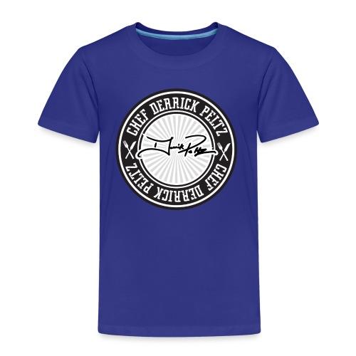 circle teeshirt logo v10 - Kids' Premium T-Shirt