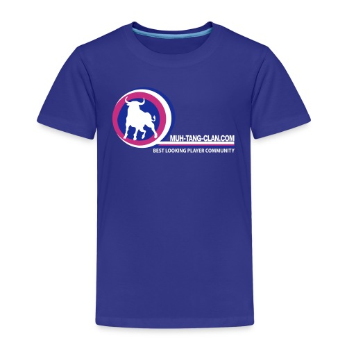 muh logo 2 - Kinder Premium T-Shirt