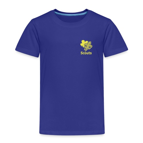 Scouts - Kinderen Premium T-shirt