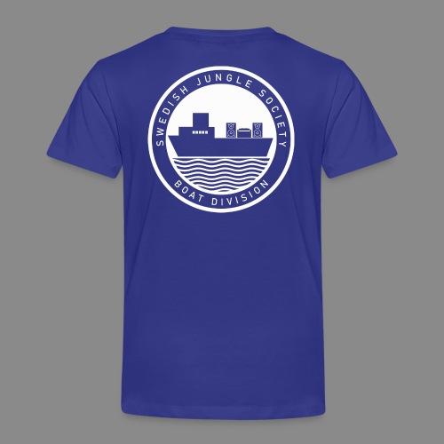 Boat Division Tshirt - Kids' Premium T-Shirt