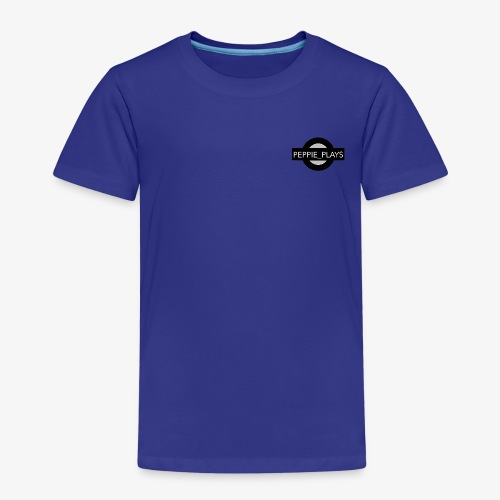 Peppie Plays Logo - Kinderen Premium T-shirt