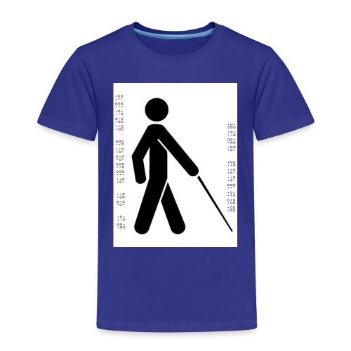 Blind T-Shirt - Kids' Premium T-Shirt
