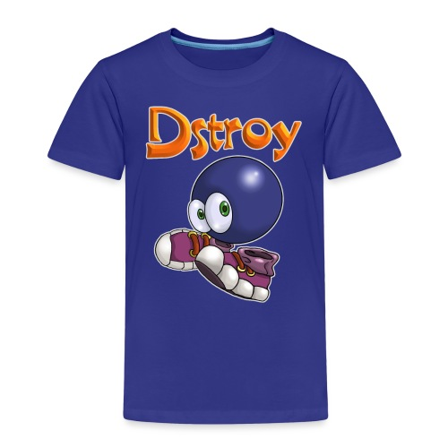 Dstroy - Blue Boodies - Kids' Premium T-Shirt