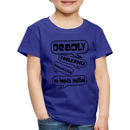 Dublin Tees - Kids' Premium T-Shirt