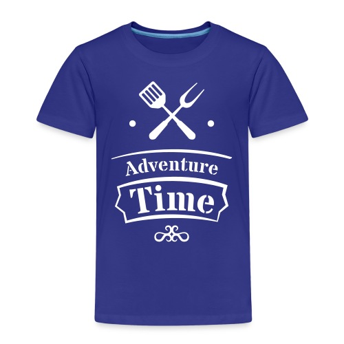 adventure time - Kinder Premium T-Shirt