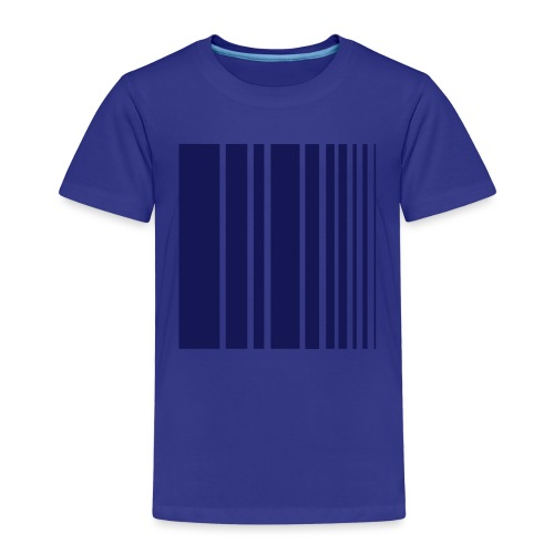 stripes blue - Kids' Premium T-Shirt