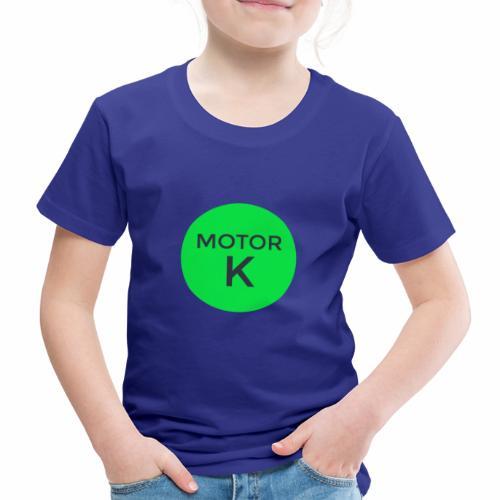 MOTORK - Camiseta premium niño