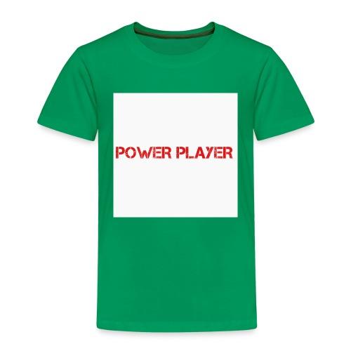 Linea power player - Maglietta Premium per bambini