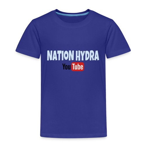 NATION CLAN - Premium-T-shirt barn