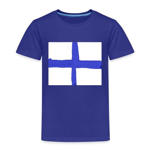 finland - Premium-T-shirt barn