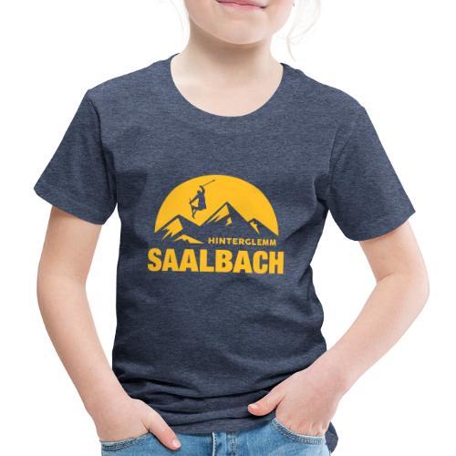 Summit Saalbach - Kinderen Premium T-shirt