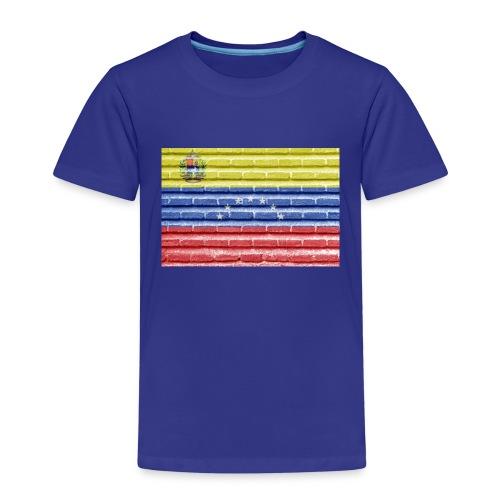mi venezuela - Camiseta premium niño