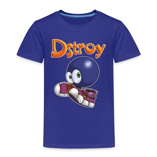 Dstroy - Blue Boodies - Kids' Premium T-Shirt
