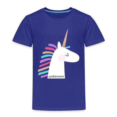 pastelsimmer Unicorn Merch - Koszulka dziecięca Premium