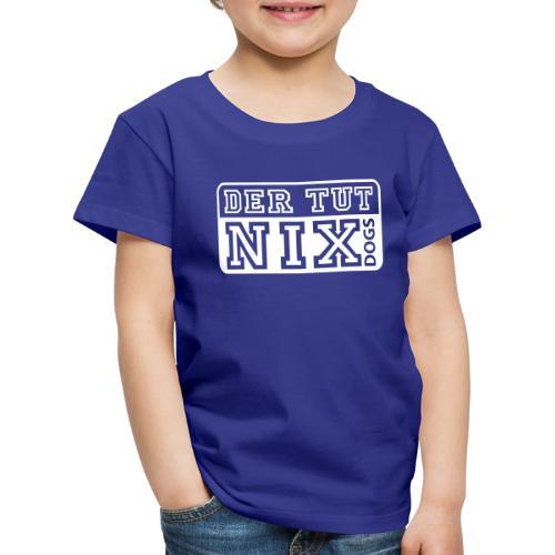 Martin Rütter - Der tut nix - Frauen Flowy Tank T - Kinder Premium T-Shirt