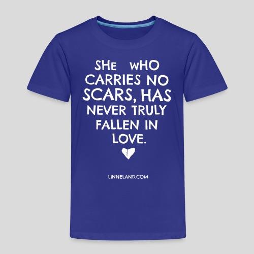 theLinne Heart - Kids' Premium T-Shirt