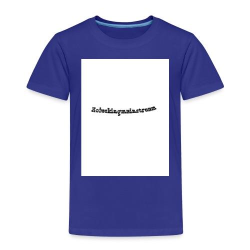 Nofckn - Kinder Premium T-Shirt