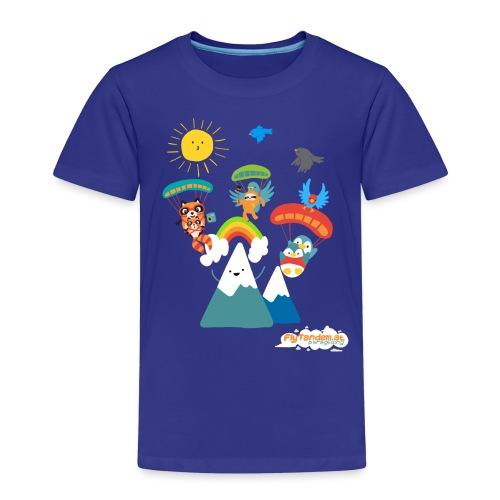 ComicDesign - Kinder Premium T-Shirt