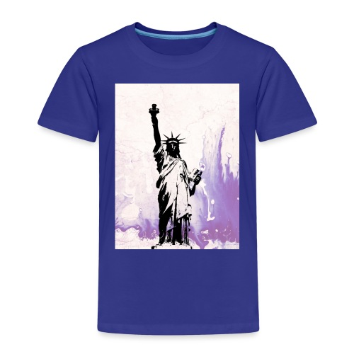 Purple liberty - Camiseta premium niño
