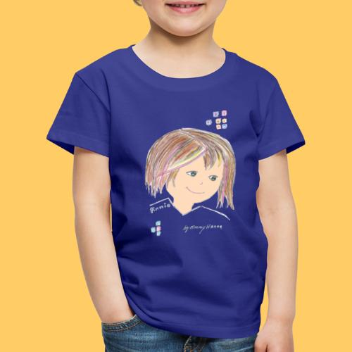 Pinni® Desing by Emmy Hanna - Kinder Premium T-Shirt