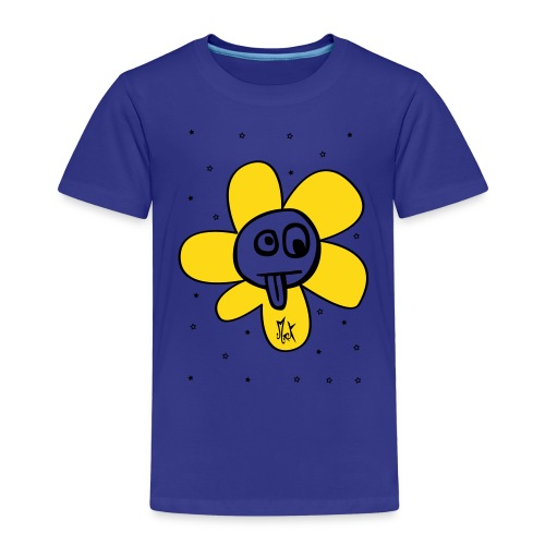 Little Flower McKoy Con Relleno - Camiseta premium niño