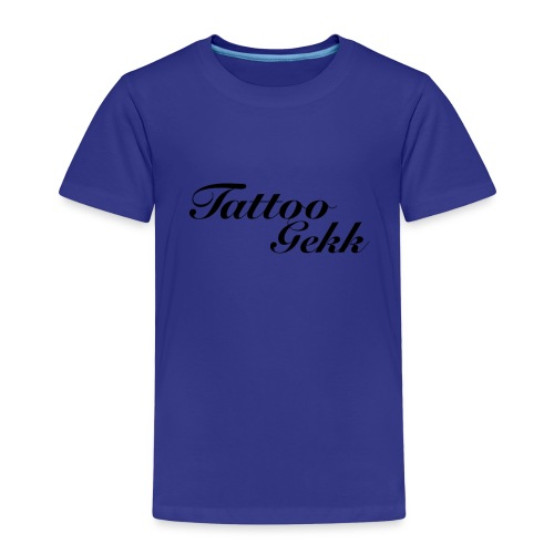 Tattoo gekk - Kids' Premium T-Shirt