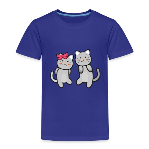 Kotki - Koszulka dziecięca Premium