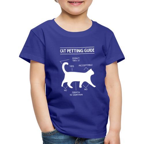 CAT GUIDE - T-shirt Premium Enfant