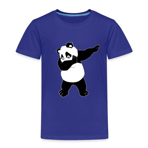 Dabbing Panda Bär - Kinder Premium T-Shirt