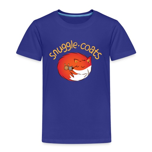 snugglecoats light png - Kids' Premium T-Shirt