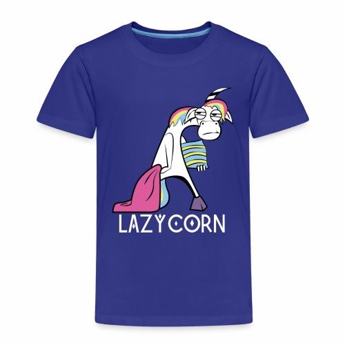 LazyCorn - Kinder Premium T-Shirt