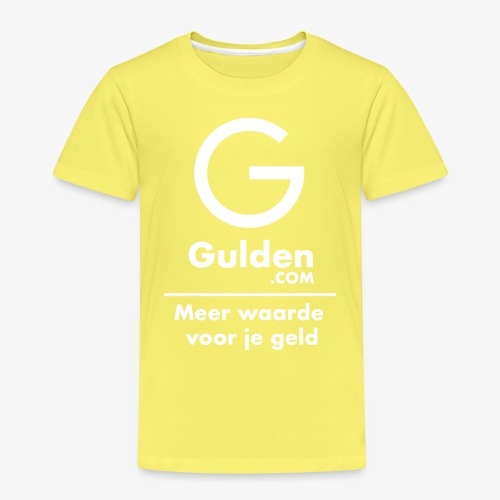 NLG - Gold Cryptocurrency - Early Adopter - Kids' Premium T-Shirt