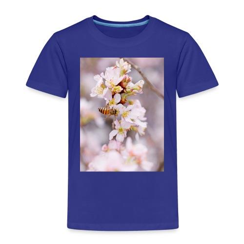 Schöne Biene 1 - Kinder Premium T-Shirt