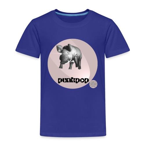 Floyds Pig PunkPop - Maglietta Premium per bambini