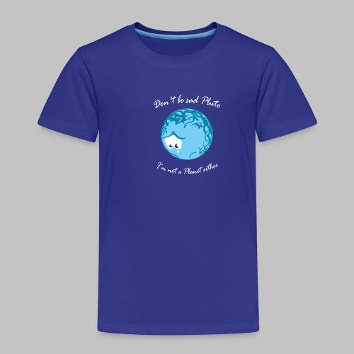 Sad Pluto - Kids' Premium T-Shirt