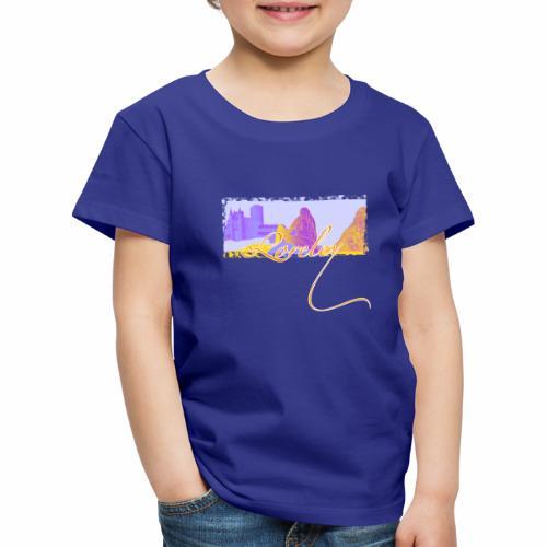 Burgen, Rhein, Loreley - Kinder Premium T-Shirt